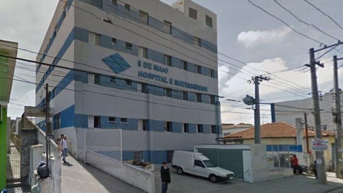 Resultado de imagem para hospital oito de maio